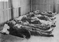 Slachtoffers van de pogroms in Rusland in 1881 en daarna